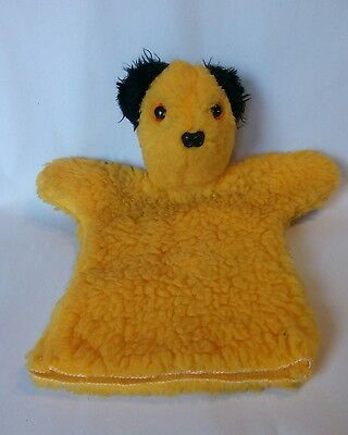 Vintage Sooty Hand Puppet