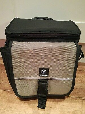 Official Nintendo Gamecube Large Travel / Carry Bag Case For Console & Leads