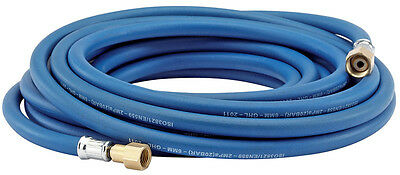 Genuine DRAPER 10M x 6mm Oxygen Hose 5516