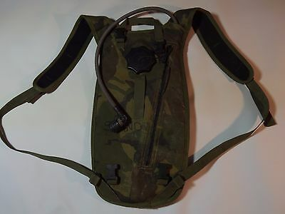 SOURCE HYDRATION water bladder pack Woodland camo army military hiking Camelbak