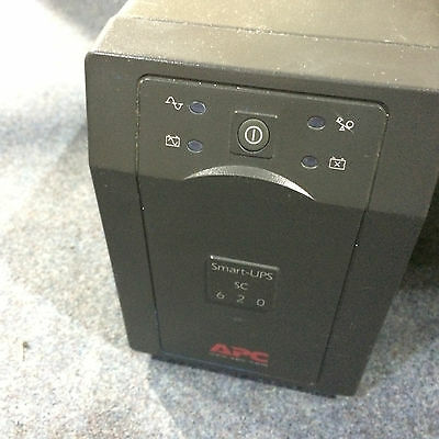 APC Smart-UPS SC 620VA 230V(new battery)