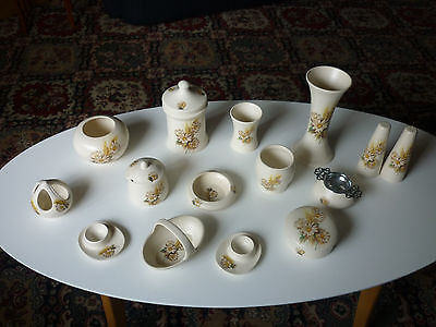 large selection Purbeck ceramics