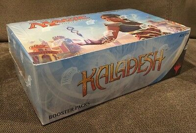 New Sealed Magic The Gathering Kaladesh Box Of 36 Boosters MTG KLD