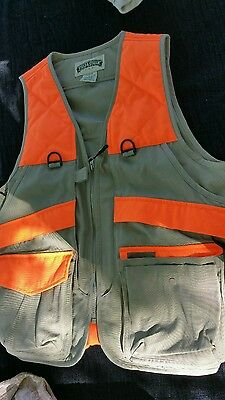 Field & Stream Upland Canvas Vest with tags