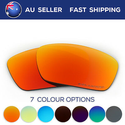 100% HD POLARISED Oakley Sunglasses Replacement Lenses for Fuel Cell