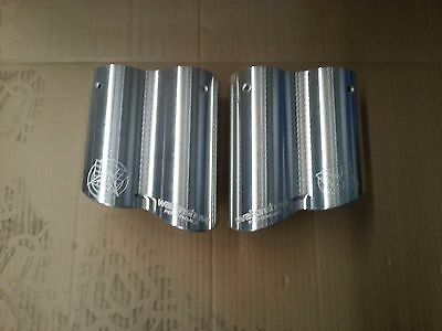 "GENUINE Walkinshaw HSV Holden VE VF Commodore SEDAN WAGON 2.5"" 2.5 Exhaust Tip"
