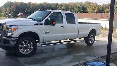 2015 Ford F-350 ALL LEATHER Ford F-350 SUPER DUTY 2015 year  15000 miles