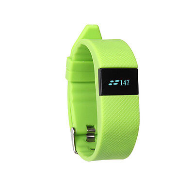Fitbit Style Activity Tracker & Heart Rate Monitor - Steps, Sleep, Alarm, Health