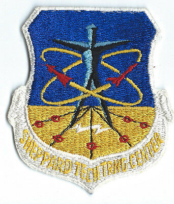 USAF Shepperd Technical Training Center Squadron Patch