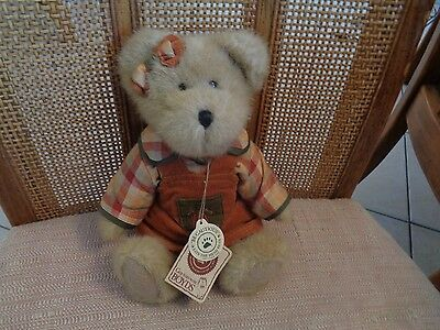 1988-2002 Boyds Collection Bears - Kimberly Punkinbeary #904014 with tags