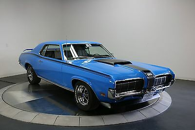 1970 Mercury Cougar Eliminator Clone Original 351W, and legendary Ford C4 Automatic transmission.
