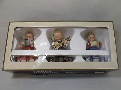 Vintage Sears, Roebuck and Co. Three Chorus Angels Figurines Made in Japan