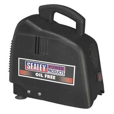 Sealey Compressor without Tank Belt Drive 1.5hp Oil Free SAC00015