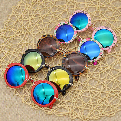 Fashion Kid Child Anti-UV Sunglasses Polarized Glasses Goggle Eyewear Gift New