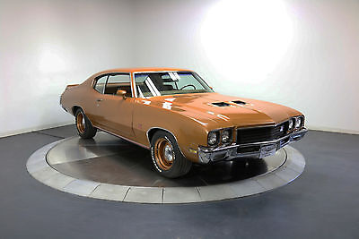 1972 Buick GS350  Rebuilt 350ci engine and Turbo 350 Transmission