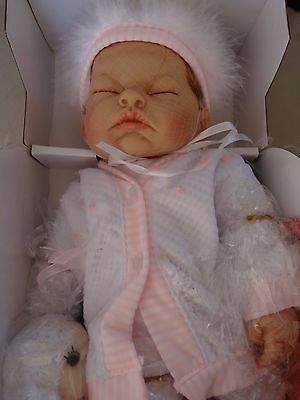 "Paradise Galleries Treasury Collection Premiere Edition Doll ""Michelle "", Infant"