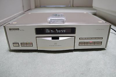 Pioneer PD-T06 AUDIOPHILE CD Compact Disc Player(Japan original original machine