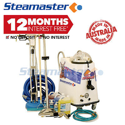 Carpet Steam Tile Upholstery Grout Cleaning Machine Extractor Avenger HP