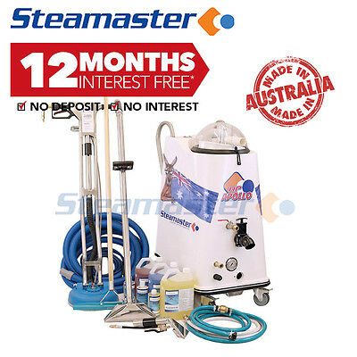 Carpet Tile Upholstery Steam Grout Cleaning Machine Extractor Apollo HP 1600