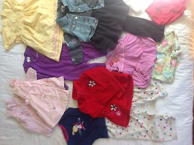 Girls Clothes Full Box/lot 2t-3t Includes Vintage Gymboree Easter Dress And More