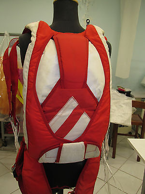 Parachutes de france Atom Legend T000 Emergenza + Techno R115  + Stiletto 120