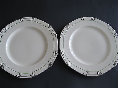 Plates Alfred Meakin Marigold 22.5cms