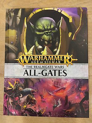 The Realmgate Wars: All-Gates Book (Warhammer Age of Sigmar)