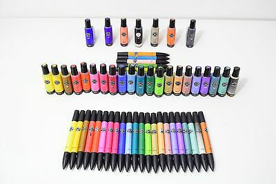 27 Pantone Tria Markers and 29 Ink Refills