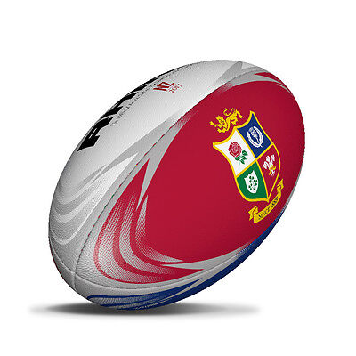 Rhino British And Irish Lions Beach Rugby Ball Bnwt Nz 2017  Rrp 18.99..