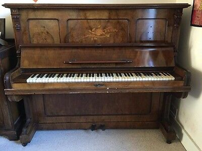Piano (Victorian Upright Grand)