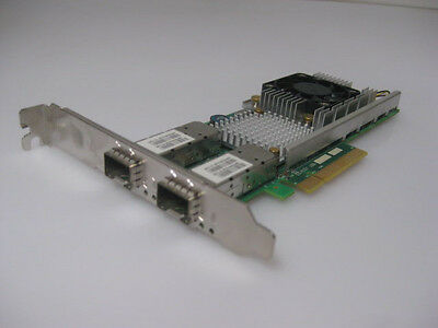 Dell 0KJYD8 BCM957711A1113G 10GbE Dual Port High Profile Adapter Card