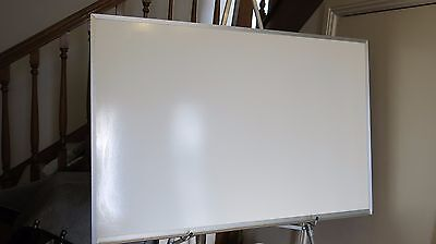 Complete Whiteboard with Stand and Carrying Case 90x60