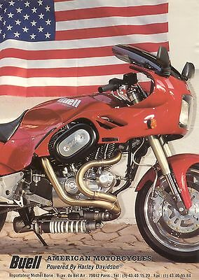 Prospectus Buell 1200 RS & RSS 1994