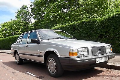 Immaculate Volvo 740 Gl 20,000 Miles Always Garaged Fsh And All Mot Certificates