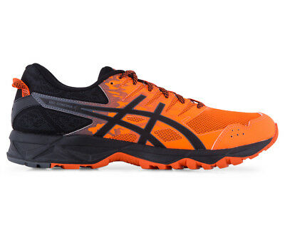 ASICS Men's GEL-Sonoma 3 Shoe - Shocking Orange/Black/Carbon