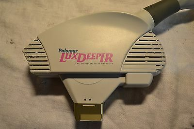Palomar Starlux 500 IR LuxDeepIR Skin Tightening HP Only 700 pulses! MAKE OFFER!