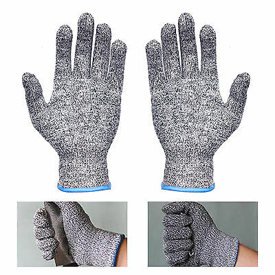 UK Heat Proof Resistant Oven Glove Mitt Burn BBQ Fire Hot Surface Pot Handler