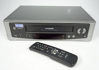 Hitachi Fx940E Vhs Video-Recorder + Fernbedienung +++