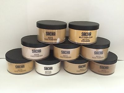 Sacha Buttercup Setting Powder Sample Authentic All Shades Available Fast Post