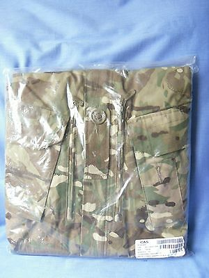 British Army Issue Windproof Smock Artic Jacket 180/96 DPM Combat New Bag Sealed