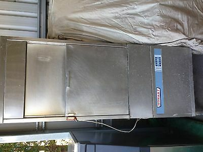 commercial dishwasher hobart mbd100 3 phase kitchen bakery restaraunt cafe cater