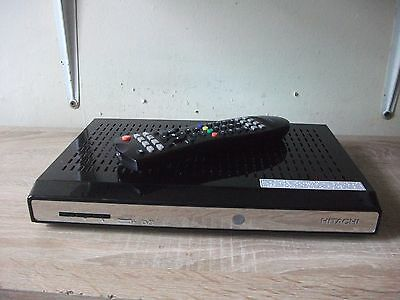 Hitachi  320GB HDD  Freeview TV recorder PVR Twin Tuners