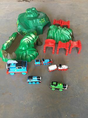 Thomas The Tank Engines And Tunnels Job Lot Auction