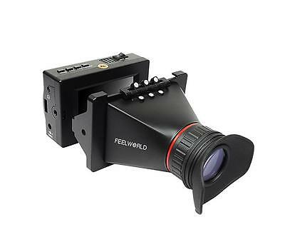 """FEELWORLD S-350 3.5"""" 2.5X Viewfinder"""
