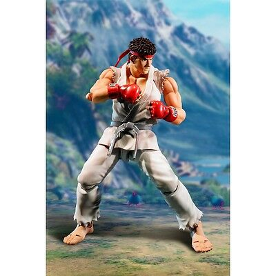 Street Fighter 5 Ryu S.h. Figuarts Action Figure Bandai