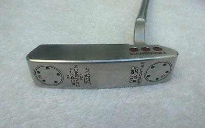 Scotty Cameron Titleist Studio Select Newport 2.5. 35""