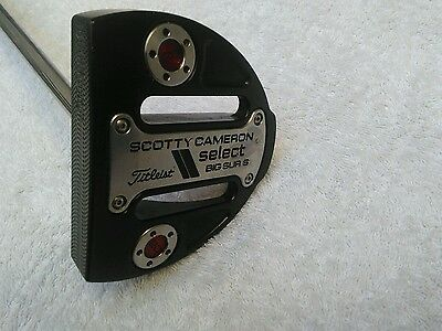 "PUTTER TITLEIST SCOTTY CAMERON   SELECT BIG SUR 34"" R.Hand"