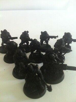 40k Tyranids Genestealer Cults Army Neophyte Hybrids 10 Games Workshop Models