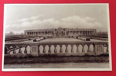 Norfolk - Eaton Park Rotunda, Norwich, Postcard, Unused