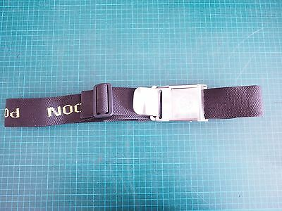 Weight Belt Stainless Steel, Quick Release